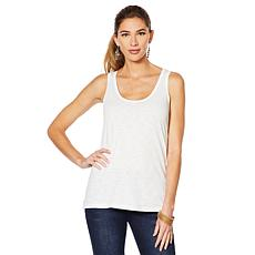 G by Giuliana Slub Knit Tank Top - Basic