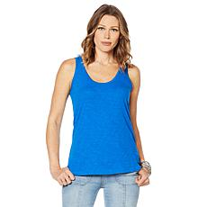 G by Giuliana Slub Knit Tank Top - Fashion