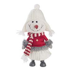 Gallerie II Bobble Snowgirl Small Figurine