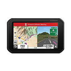 "Garmin 7"" GPS Navigator with Bluetooth and Lifetime Traffic Alerts"