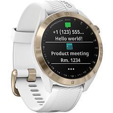 Garmin Approach S40 GPS Golf Smartwatch in Light Gold