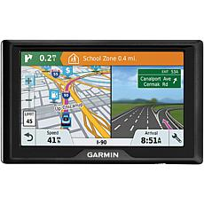 "Garmin Drive 51 LM-S 5"" GPS Navigator with Alerts, Live Traffic, Maps"