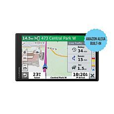 Garmin DriveSmart 65 6.95-Inch GPS Navigator with Amazon Alexa