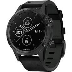 Garmin Fenix® 5X Plus Black Multisport GPS Watch
