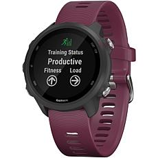 Garmin Forerunner 245 Running Watch in Berry