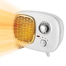 Geek Heat 1500-Watt Retro Ceramic Heater