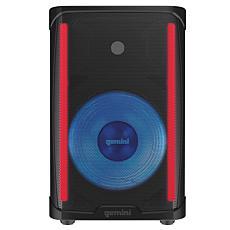 """Gemini GD-L115BT 15"""" 1,000-Watt Class D Bluetooth Party Speaker"""