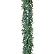 Gerson 6-ft Long Cedar and Berry Garland
