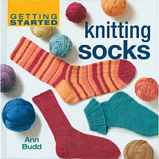 """Getting Started Knitting Socks"" Book"