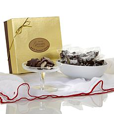 Giannios 1 lb. Coconut Island Dark Chocolates