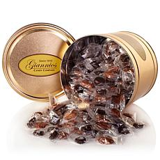 Giannios 5.5 lbs Assorted Chocolates in Gold Tin