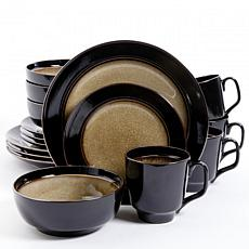 Gibson Bella Galleria 16pc Dinnerware Set