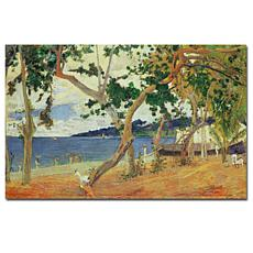 Giclee Print - By the Seashore Martinique 1887