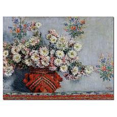 "Giclee Print - Chrysanthemums, 1878 19"" x 14"""