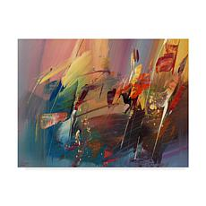 "Giclee Print - Garden 35"" x 47"""