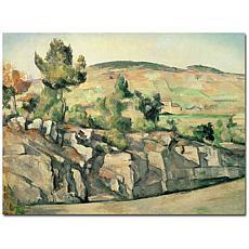 Giclee Print - Hillside in Provence 1886