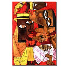 Giclee Print - Jammin in Red