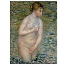 Giclee Print - Nude in the Water 1888