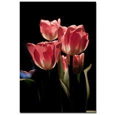 """Giclee Print - Pink Tulips II 22"""" x 32"""""""