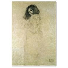Giclee Print - Portrait of a Young Woman, 1896-97 16x24