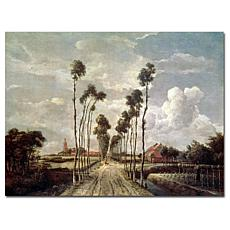 Giclee Print - The Avenue at Middelharnis