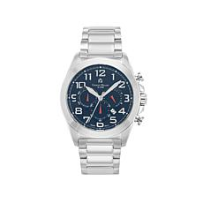 Giorgio Milano Stainless Steel Chronograph Watch