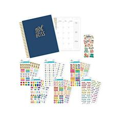 Girl Boss Planner and Accessory Set