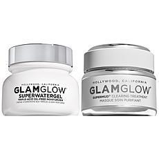 GLAMGLOW SuperMud and SuperWaterGel Set
