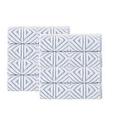 Glamour Turkish Cotton  4-piece Hand Towel Set