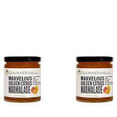 Golden Door Marvelous Golden Citrus Marmalade 2-pack