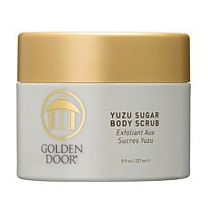 Golden Door Yuzu Blend Exfoliating Body Scrub