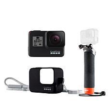 GoPro Hero 7 Black 4K 12MP Waterproof Camera Bundle