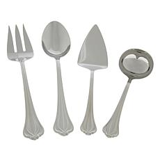Gorham 18/10 Stainless Steel 4-piece Serving Set