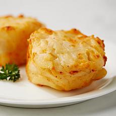 Gourmet Kitchen (12) Individual Cauliflower & Potato AuGratins AS®