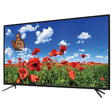 "GPX 55"" 4K Ultra HD DLED TV with Built-In DVD Player"