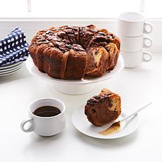 GrandPa's Cake Company 48 oz. Pre-Sliced Chocolate Chip Europa Cake