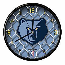 Grizzlies Net Clock