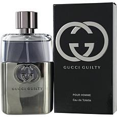 Gucci Guilty Pour Homme Eau de Toilette for Men 1.6 oz.
