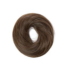 Hair2wear Messy Bun Hair Wrap Medium Brown
