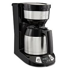 Hamilton Beach 8-Cup Programmable Coffee Maker with Thermal Carafe
