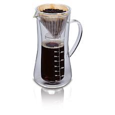 Hamilton Beach Pour-Over Coffee Set