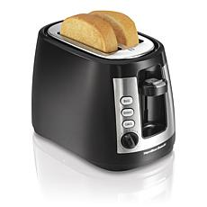 Hamilton Beach Retractable Cord 2-Slice Toaster