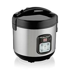 Hamilton Beach® Rice Cooker and Steamer