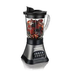 Hamilton Beach Wave Crusher Blender with Blend-in Travel Jar