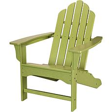 Hanover All-Weather Contoured Adirondack Chair - Lime