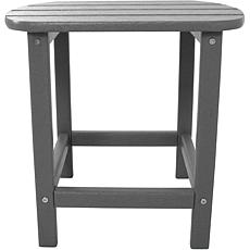 Hanover All-Weather Side Table - Grey