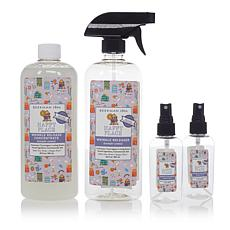 Happy Place Wrinkle Release 20 oz. Concentrate Set - Lavender AS