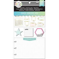 Happy Planner Note Cards/Sticky Note Multi Pack - Journaling