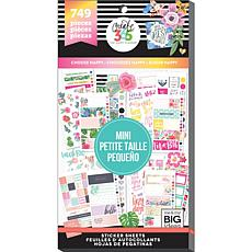 Happy Planner Sticker Value Pack - Choose Happy - Mini, 749-pack