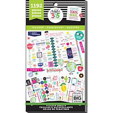 Happy Planner Sticker Value Pack - Teacher